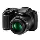 Nikon COOLPIX L340 Compact Digital Camera Black (Hong Kong)