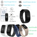 Smart Bluetooth Heart Rate Monitor Bracelet (China)