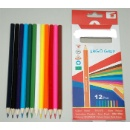 Set of 12 Colored Pencils (Hong Kong)