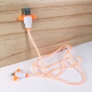 Usb Cable with Silicone Decoration (Hong Kong)