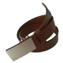Brown Leather Belt (Hong Kong)