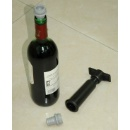 Vacuum Pump with Wine Stoppers (Hong Kong)