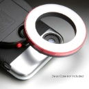LED Smartphone Ring Light Attachment (Hong Kong)