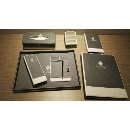 PU/Leather Hotel Desktop Set (Hong Kong)