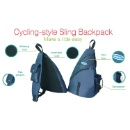 Cycling Sling Backpack (Hong Kong)