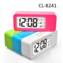 Digital Clock / LCD Screen Clock / Alarm Clock (Mainland China)