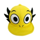 Girls Personalized Baseball Caps with Embroidery Animal Head Sewing Ear (China)