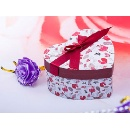Heart Shape Paper Gift Packaging Boxes for Small Gifts (Hong Kong)
