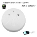 Indoor Hidden Camera Smoke Detector Full HD 1080P Motion Detection Activated Spy Mini Video Recorder (China)