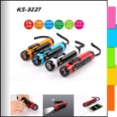 Multifunction Flashlight With Radio And Power Bank For Outdoor And Emergency (Mainland China)