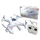 RC Headless Quadcopter Drone UFO with HD Wifi Camera (Hong Kong)