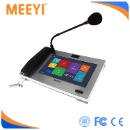 10 Inch LCD Color Touch Screen IP Intercom Microphone (China)