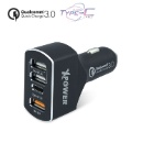 Xpower CC4QC 47W Quick Charge 3.0 Type-C Car Charger (Hong Kong)