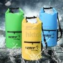 Travel Outdoor Waterproof Folding Durable Shoulder Zipped Bag (Hong Kong)