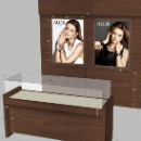 High End Luxury Jewelry Display Counter (China)