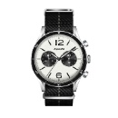 Stainless Steel Watch with NATO Strap  (Hong Kong)