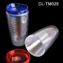 17OZ Plastic Cup/Double Wall Water Cup (China)