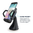 Wireless Charging Car Holder (China)