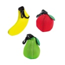 Neoprene Zipper Cute Foldable Lunch Bag  (Hong Kong)