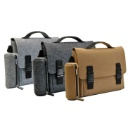 Fashionable Felt Bag for Laptop (Hong Kong)