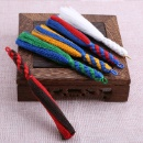 New Design Two Color Polyester-Cotton Tassel (China)