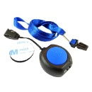 Bluetooth Wireless PTT Button for ZELLO (Hong Kong)