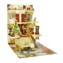 3D Pop-Up Advent Calendar (Hong Kong)