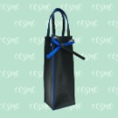 Drawstring Wine Tote Bag (Hong Kong)