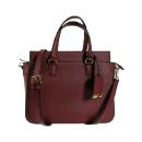 Saffiano Leather Tote (Hong Kong)