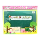 Hagoromo Chalk & A Paper Blackboard Set (Korea, Republic Of)