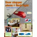 Door Stopper Alarm and Flashing Light (Hong Kong)