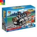2-in-1 Locomotive Building Toy (Hong Kong)