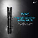 WUBEN Flashlight (Mainland China)