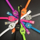 USB cable watch (Hong Kong)