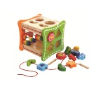 Wooden Shape Sorter (China)