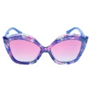 Colourful Acetate Sunglasses for Women (Hong Kong)