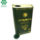 Food Grade 1L Cooking Oil Tin Can (China)
