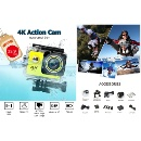 4K Gift Waterproof Action Camera (China)