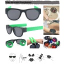 Slap Bracelet Sunglasses (Hong Kong)