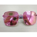 Oversize Modern Square Color Polarized Sunglasses (Hong Kong)