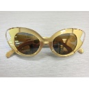 Retro Butterfly Cat Eye Sunglasses (Hong Kong)