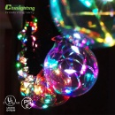RGB Copper Wire G40 Bulb LED String Light (Mainland China)