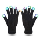 Finger Lighting Gloves Flashing for Rave Party (Hong Kong)