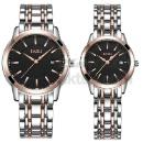 Brand Rose Gold Leather Watches  (China)