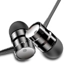 Rock In-ear Stereo Earphone Headset 3.5mm with Mic Earbuds for iPhone SamSung Huawei (Mainland China)