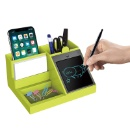 Phone Pen Holder with LCD Writing Tablet (Hong Kong)