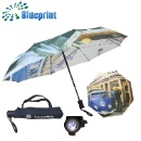 3 Foldable Full Auto Umbrella (Hong Kong)
