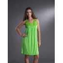 Casual Women Sleeveless Knee-Length Dresses (Hong Kong)