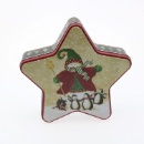 Christmas Star Tin Box (Mainland China)