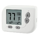 LCD Electronic Thermostat for 2 Stages Heat or 2 Stages Cool (Hong Kong)